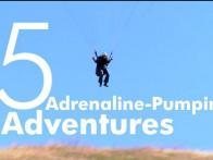 5 Adrenaline-Pumping Adventures